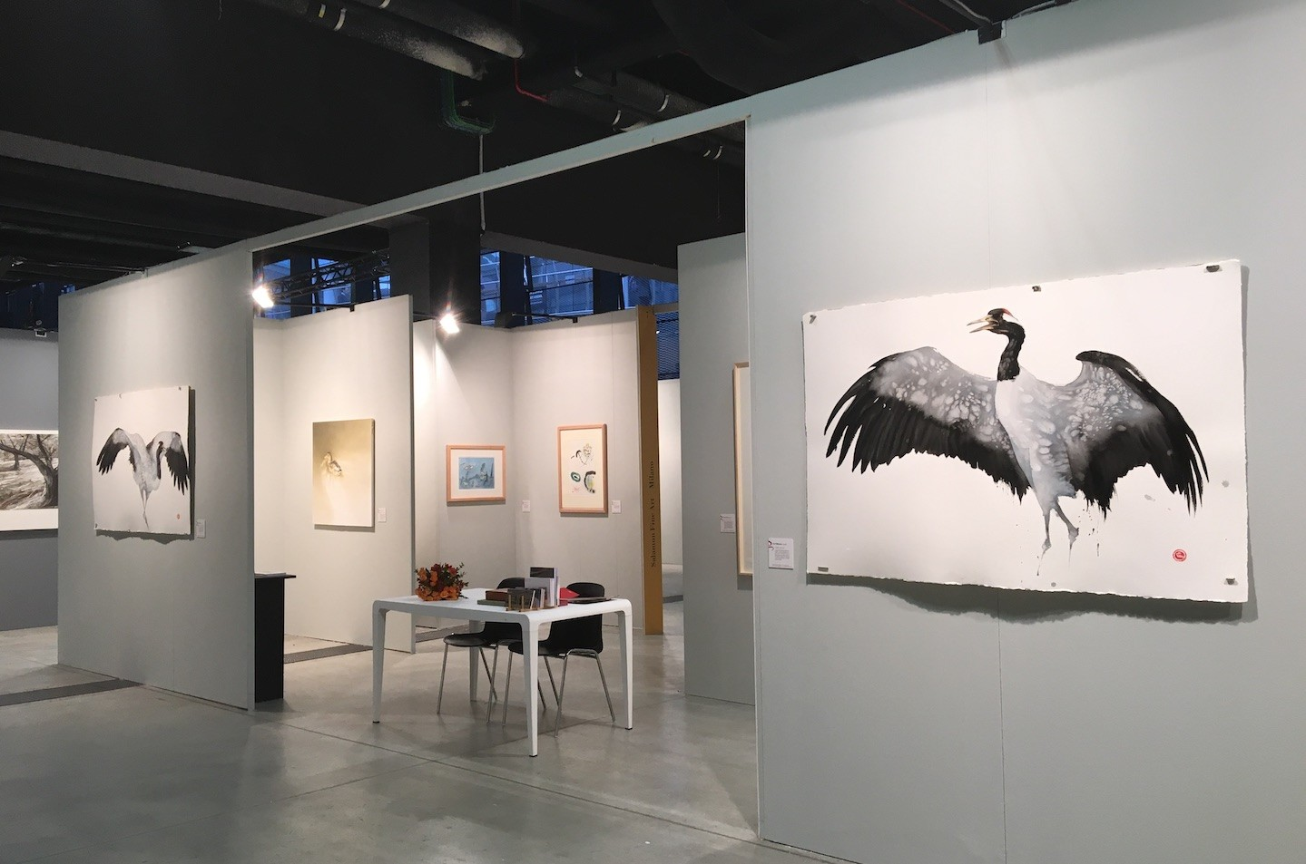 GrandArt 2018 • Karl Mårtens • Marzio Tamer • Print Room