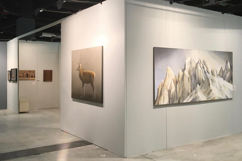 GrandArt 2018 • Silvia De Bastiani •  Marzio Tamer • Mauro Reggio