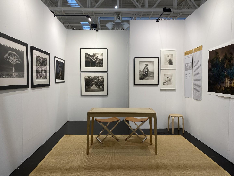Mia Fair  - Photo Art Fair in Milan 2021 -Solo show Beth Moon